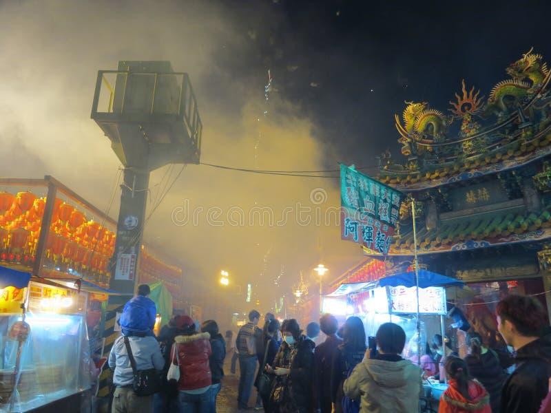 Chinees Lantaarnfestival royalty-vrije stock afbeeldingen