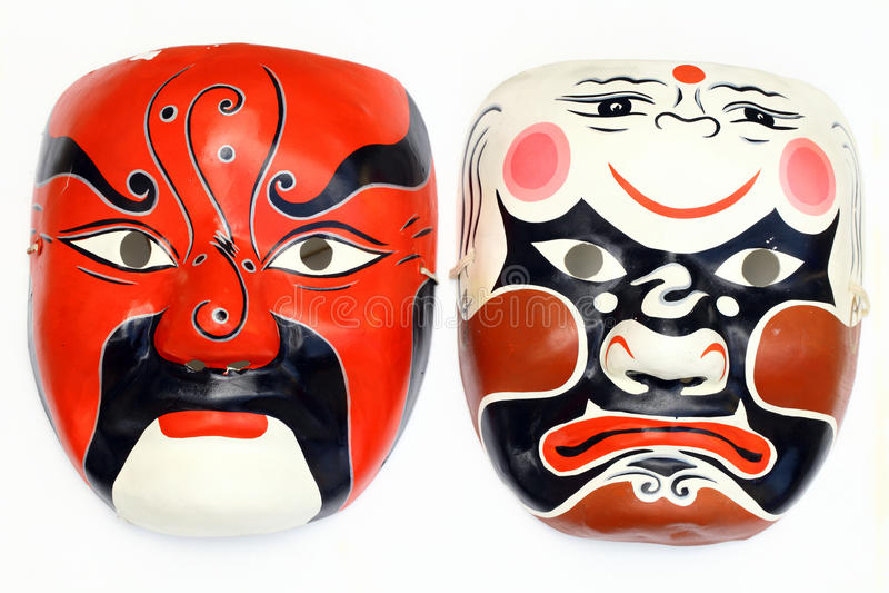 Chinees Masker stock fotografie