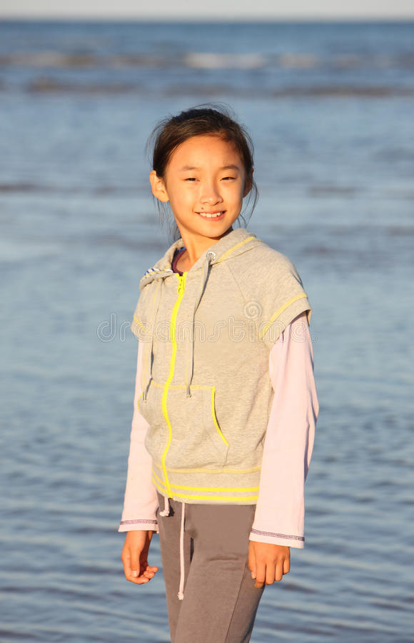 Chinees meisje royalty-vrije stock afbeeldingen