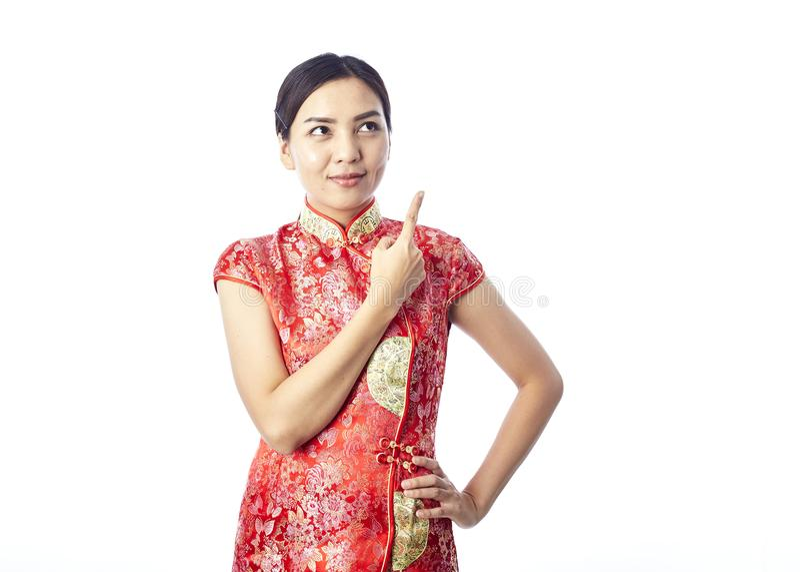 Download Chinees Nieuw Jaar Aziatisch Meisje Stock Illustratie - Illustratie bestaande uit meisje, aziatisch: 107707714