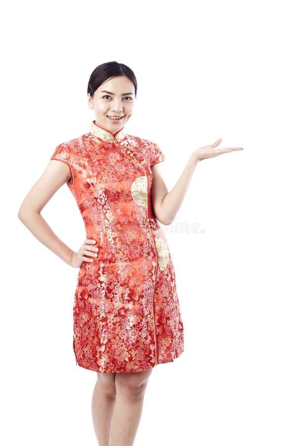 Download Chinees Nieuw Jaar Aziatisch Meisje Stock Illustratie - Illustratie bestaande uit festival, east: 107707825