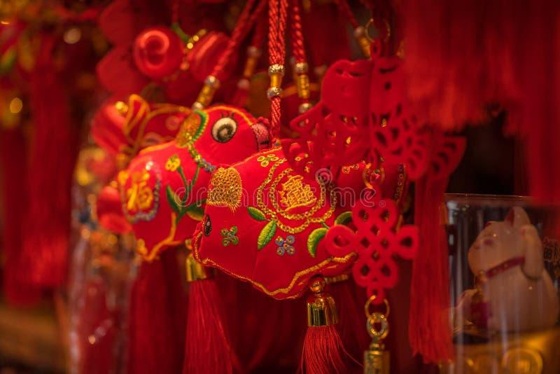 Chinees Nieuwjaar stock foto