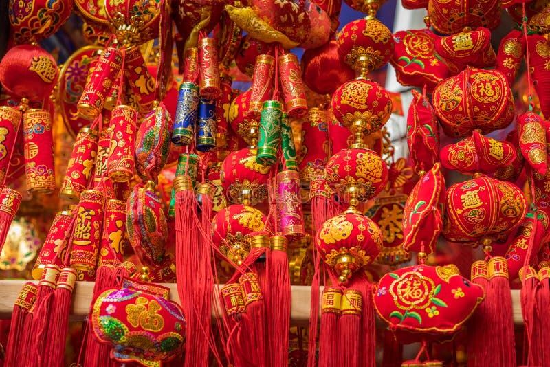 Chinees Nieuwjaar stock fotografie