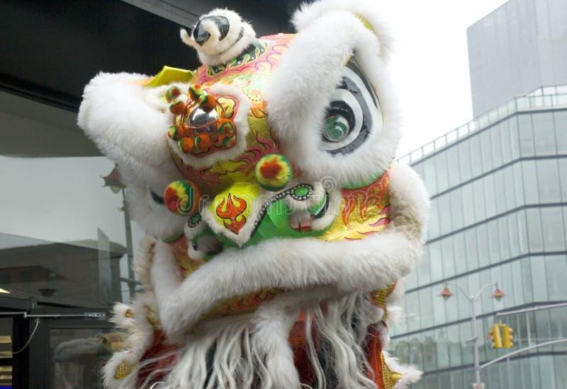 Chinees Nieuwjaar; De Stad van New York stock foto's