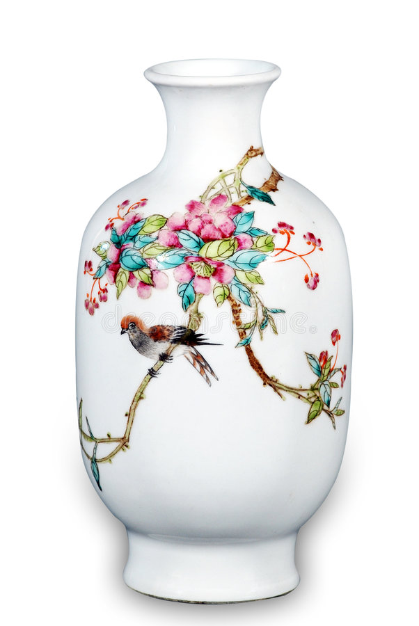 Chinees porselein royalty-vrije stock foto's