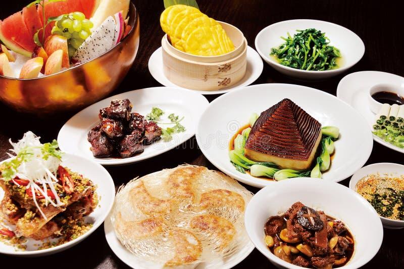 Chinees voedsel stock afbeeldingen