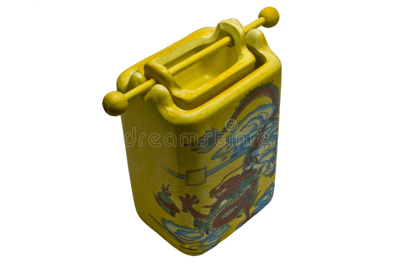 Chines Aroma Lamp stock images