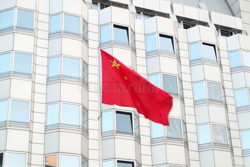 Chinese Ambassade Berlijn stock afbeeldingen