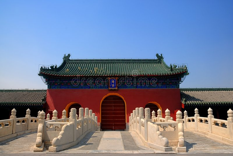 Download Chinese Ancient Architecture Stock Photo - Image: 5253156