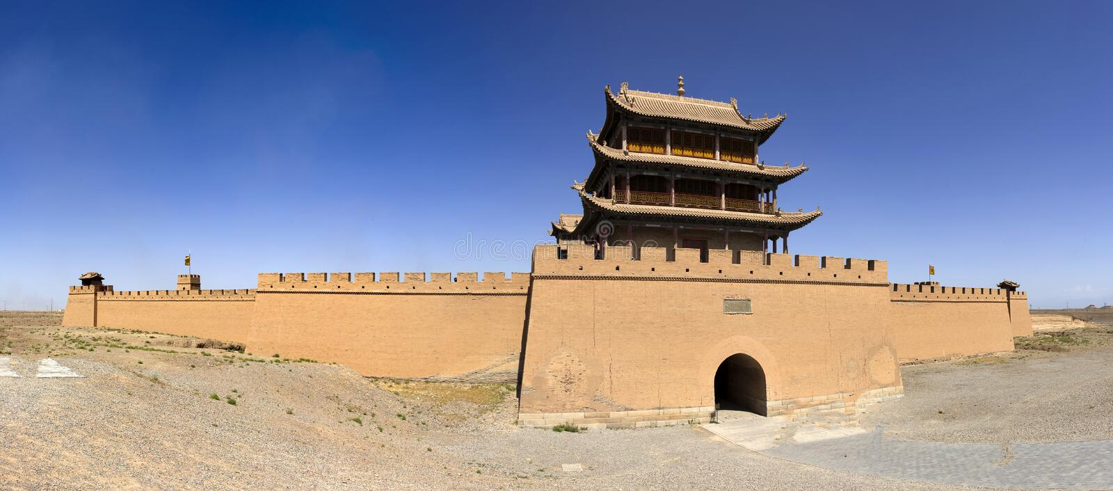 Download Chinese Ancient Tranditional City Gate Stock Image - Image: 23408571