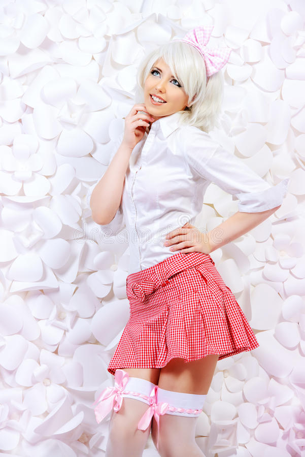 Chinese anime stock images