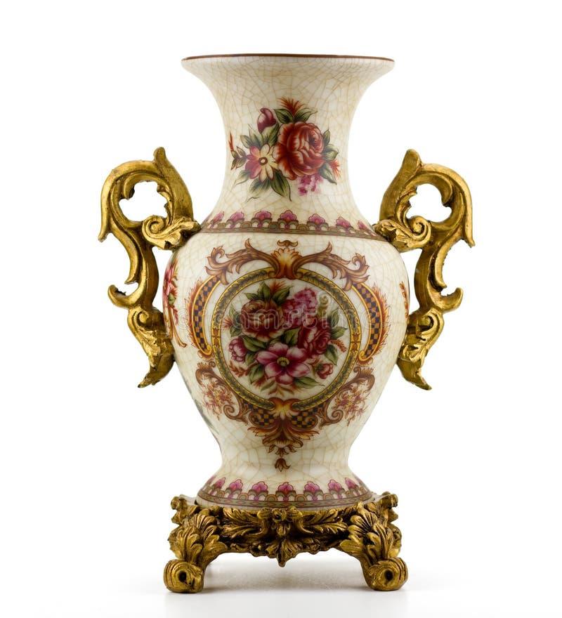 Free Chinese Antique Porcelain Vase Royalty Free Stock Image - 26671066