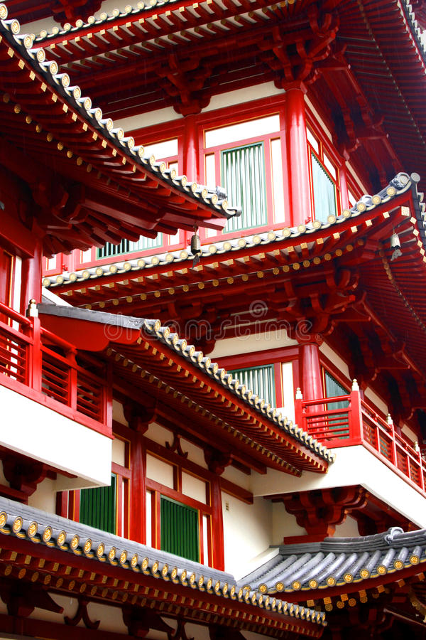 Download Chinese Architecture stock image. Image of craftsmanship - 13682483