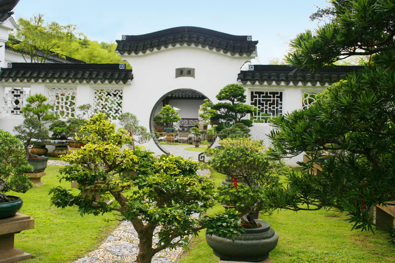 Download Chinese Architecture stock photo. Image of beauty, garden - 2938048