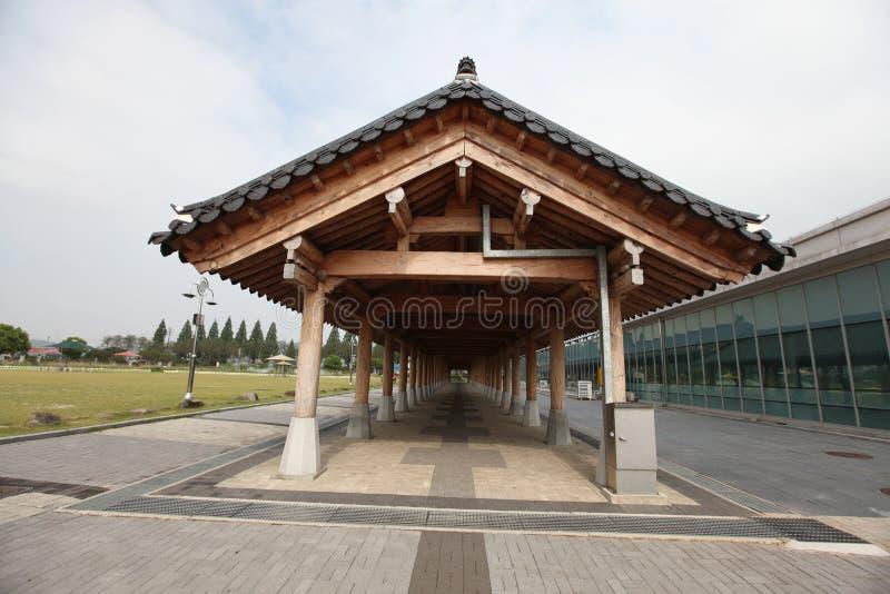 Chinese Architecture, Japanese Architecture, Shinto Shrine, Historic Site stock photo