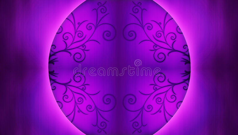 Download Chinese background purple stock illustration. Illustration of texture - 7495218