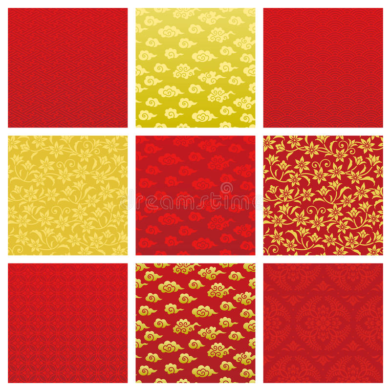 Chinese Backgrounds Stock Photography