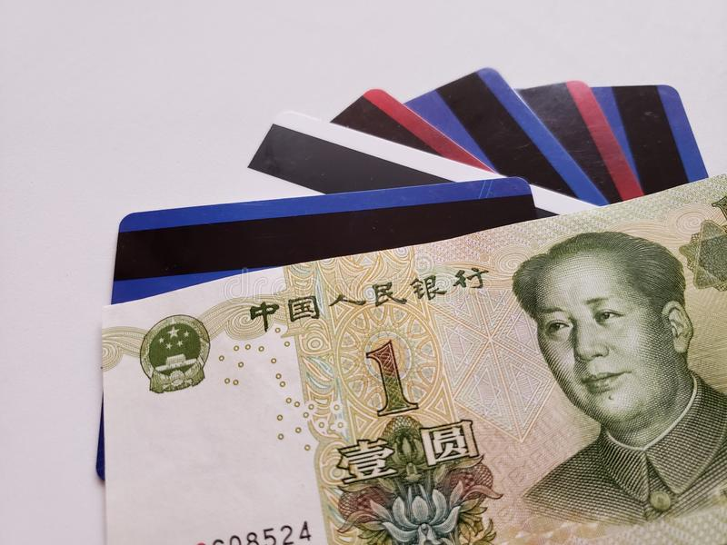 Online credit card in china