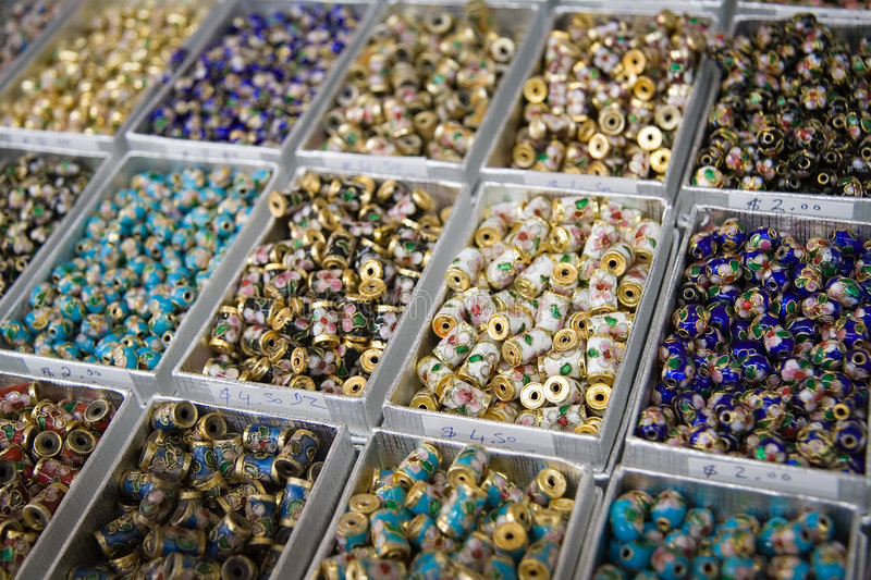 Download Chinese Beads stock image. Image of porcelain, chinese - 1742391