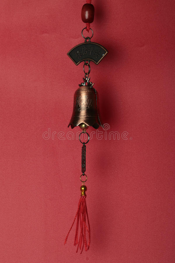 Download Chinese bell for feng shui stock image. Image of chinese - 20926793