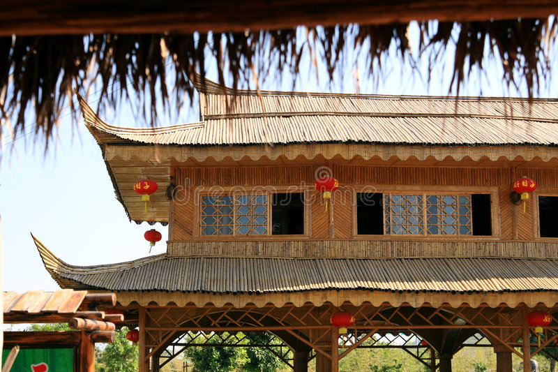 Download Chinese buildings stock photo. Image of east, oriental - 7259574