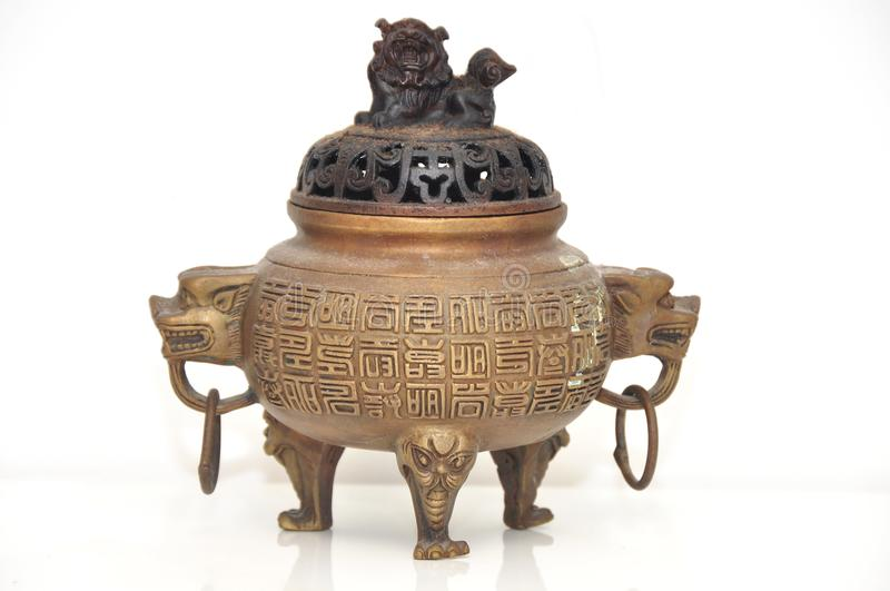 Chinese censer stock images