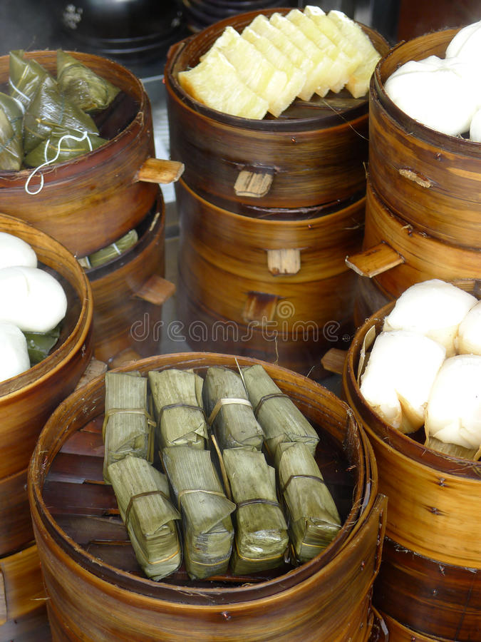 Chinese chengdu snacks stock photo