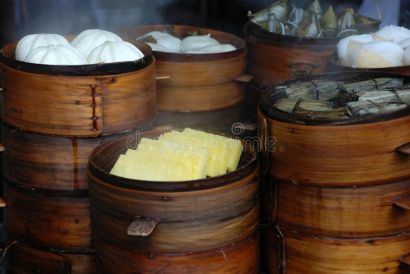 Chinese chengdu snacks royalty free stock image