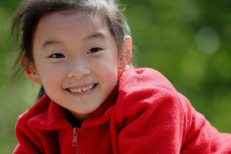 chinese children royalty free stock image
