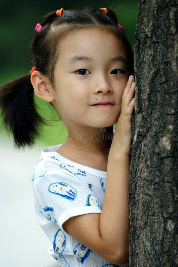 chinese children royalty free stock photo