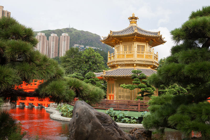 Chinese Classical Garden Stock Images