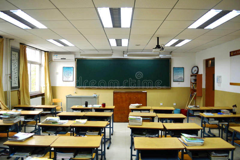Modern High School Classroom : Catchy modern school interior design modern high school library