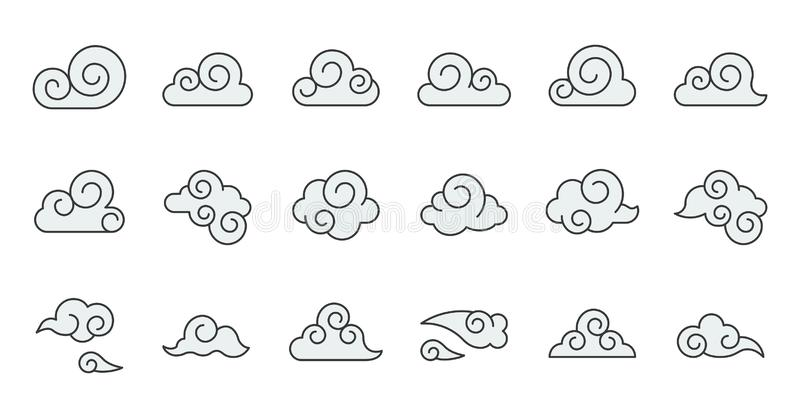 Chinese Cloud Stock Illustrations – 10,991 Chinese Cloud