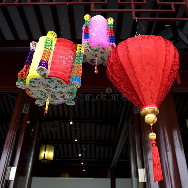 Chinese decoratie stock afbeelding