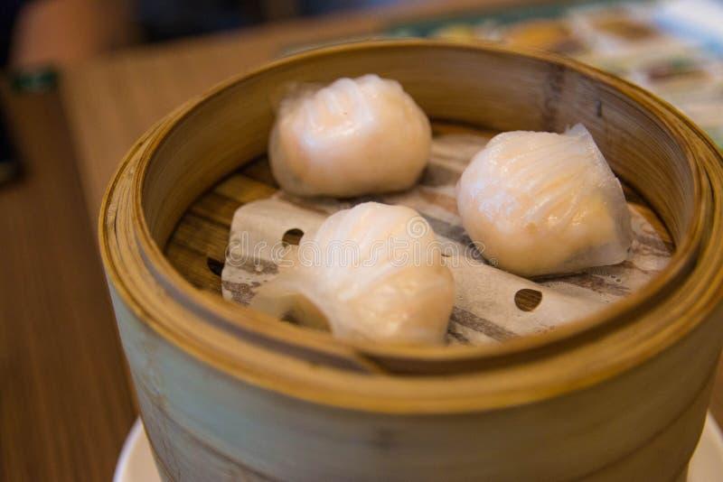 Chinese Dim Sum stockfoto