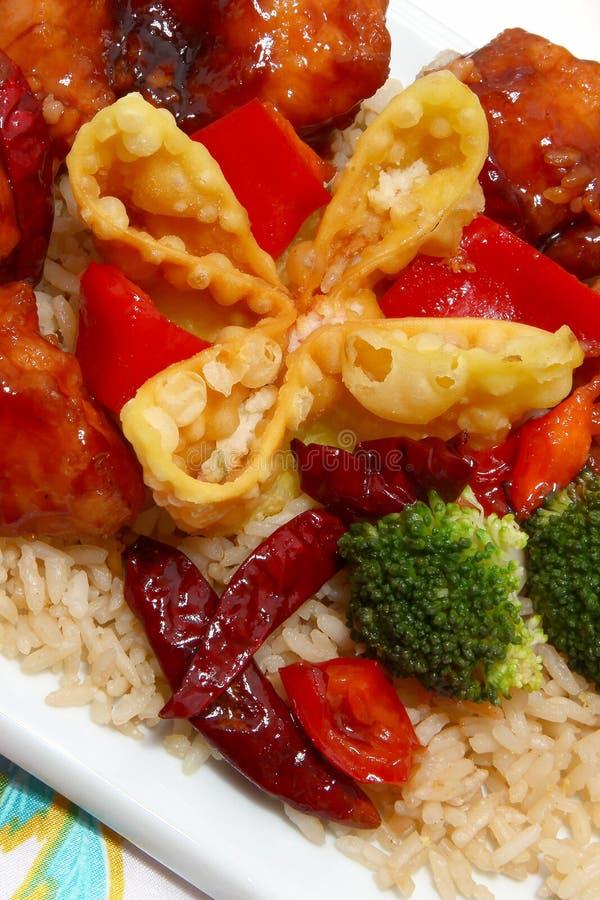 Chinese Dinner stock photos