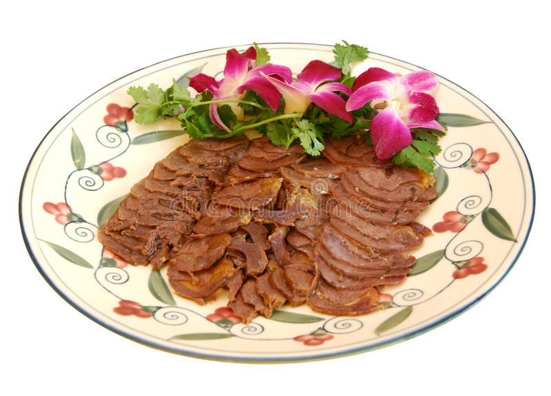 Chinese dish stock photography
