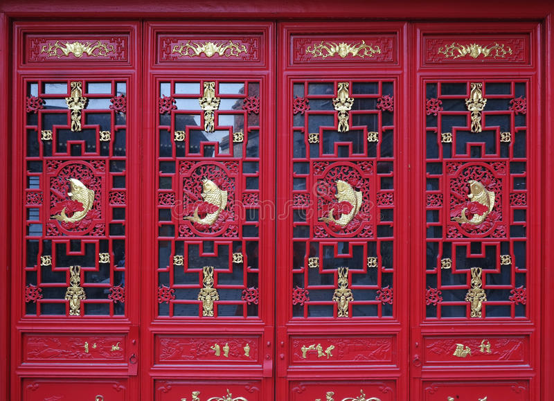 Download Chinese Doors stock photo. Image of china garden mansion - 36054284  sc 1 st  Dreamstime.com & Chinese Doors stock photo. Image of china garden mansion - 36054284