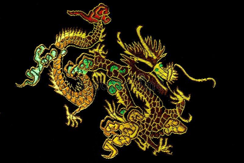 Chinese draak stock afbeeldingen