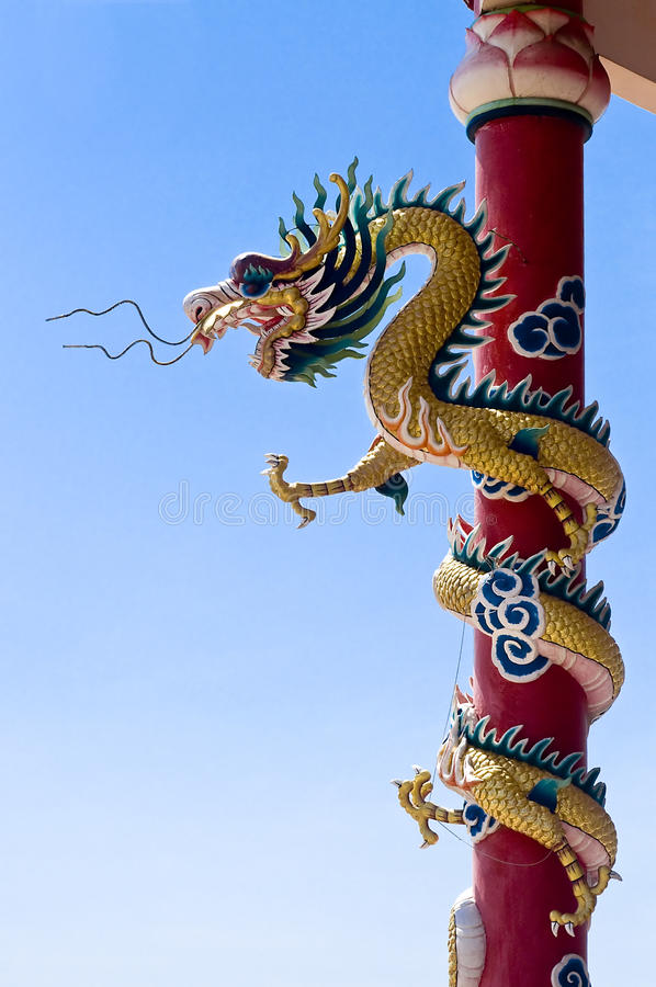 Download Chinese dragon stock image. Image of holy, feng, culture - 13978459