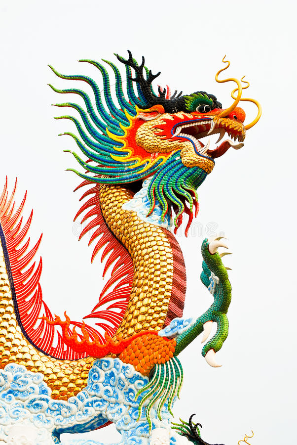 Free Chinese Dragon Royalty Free Stock Photography - 19507157