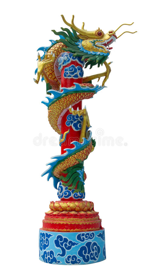 Download Chinese Dragon stock photo. Image of isolate, festivals - 22938512