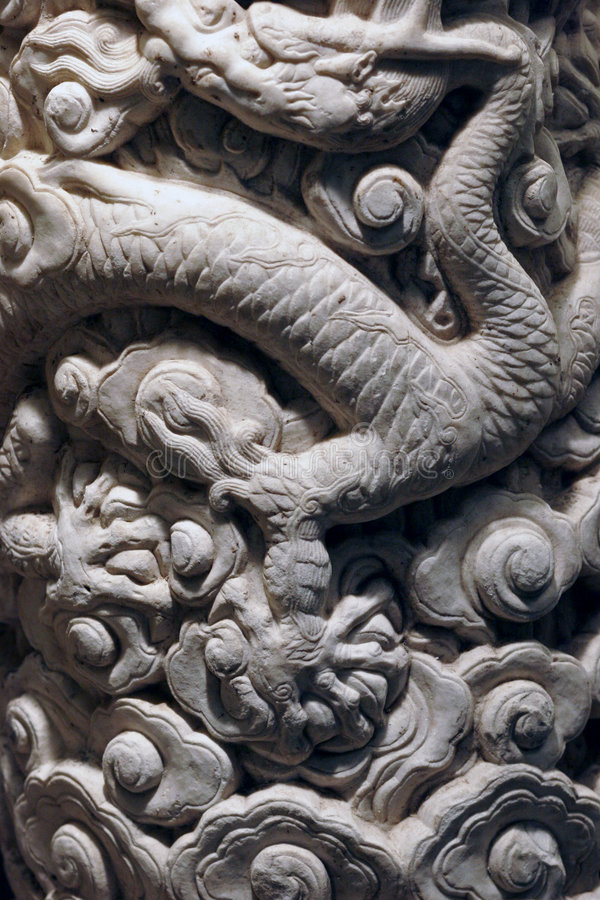 Download Chinese dragon stock image. Image of background, asia - 3733631