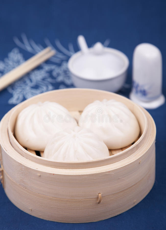 Download Chinese dumpling stock photo. Image of asian, meal, bamboo - 10134566