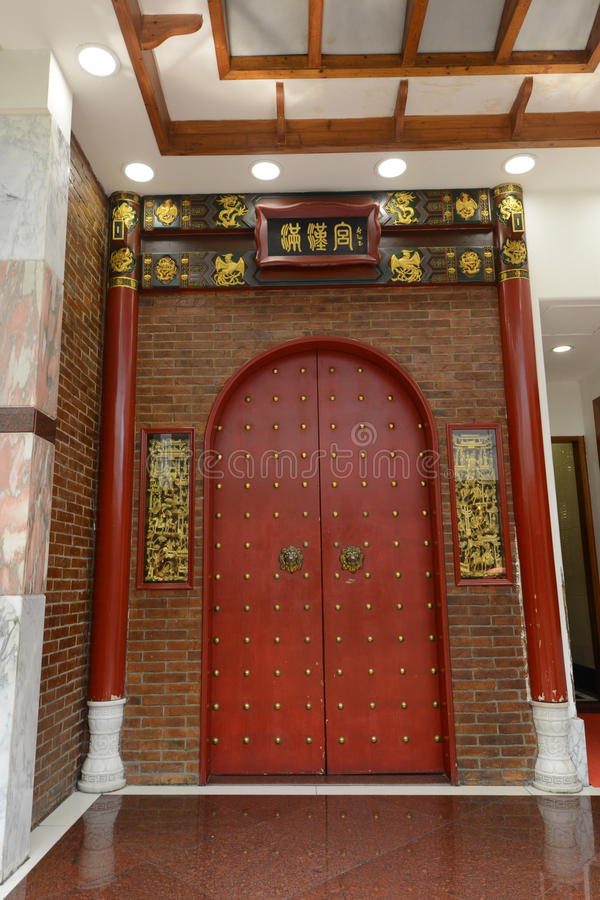 Download Chinese Fascia Panel door editorial image. Image of gate - 71618550 & Chinese Fascia Panel door editorial image. Image of gate - 71618550