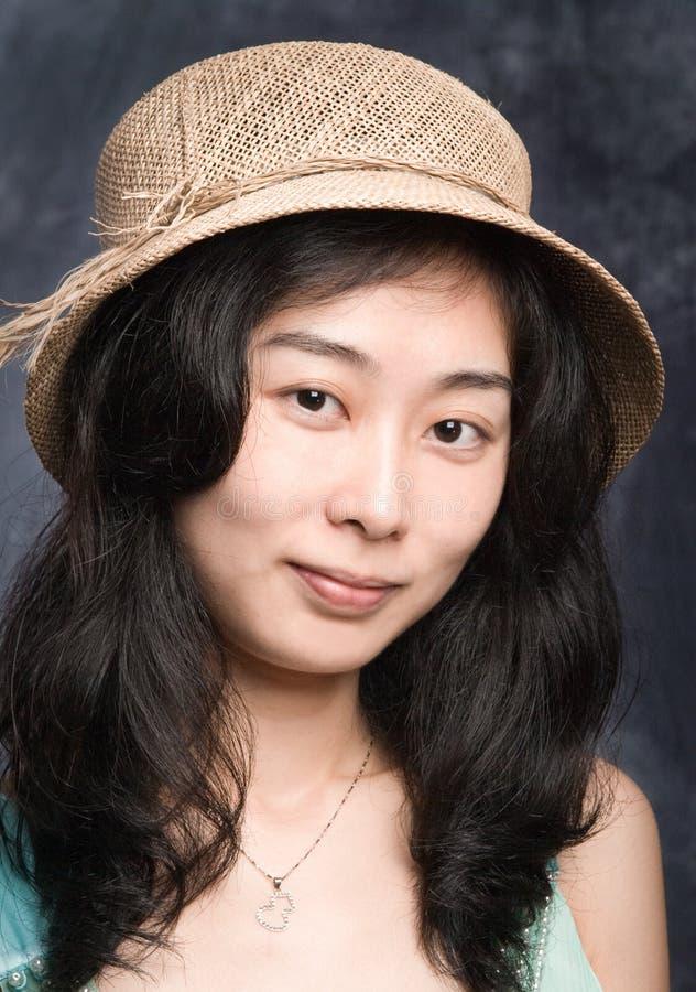 Chinese fashion model