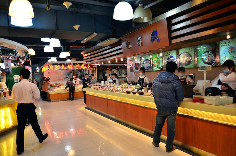 Download Chinese Fastfood Restaurant Editorial Image - Image: 22406095