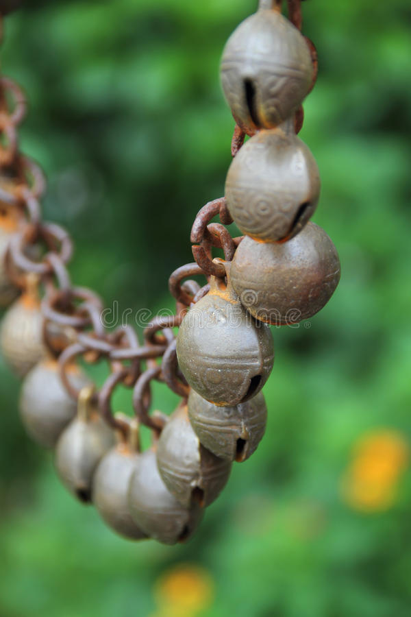 Download Chinese feng shui bells stock image. Image of oriental - 16983755