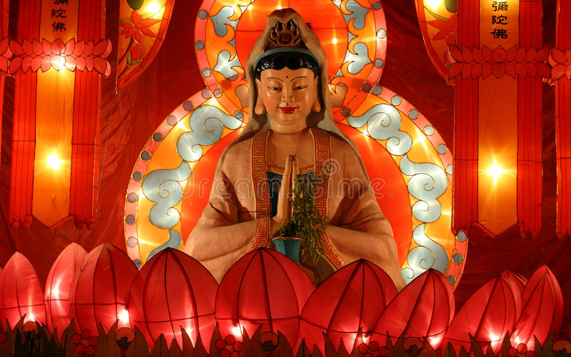 Download Chinese festival lantern stock image. Image of lampion - 8432469