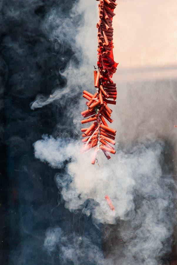 Free Chinese Firecracker Royalty Free Stock Photo - 29272565